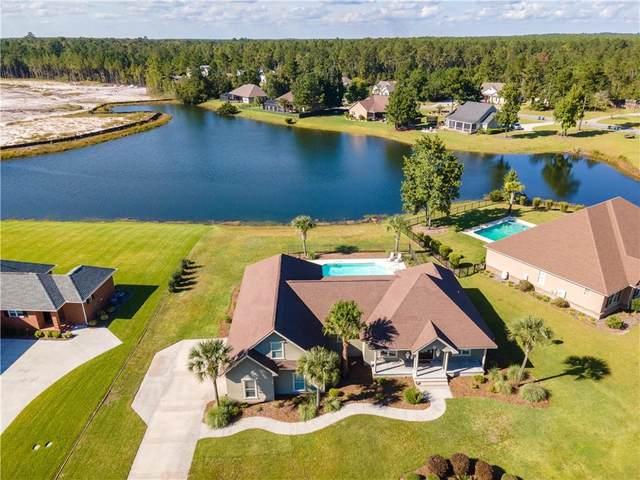 229 Belmont Circle, Brunswick, GA 31525 (MLS #1629636) :: Coastal Georgia Living