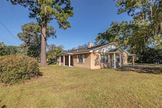 419 W Shore Drive, Brunswick, GA 31520 (MLS #1629641) :: Coastal Georgia Living