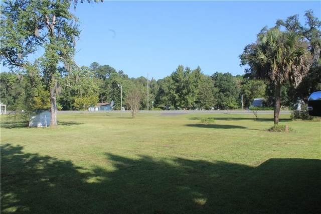 Lot 4 Seaboard Avenue, Townsend, GA 31331 (MLS #1629652) :: Coastal Georgia Living