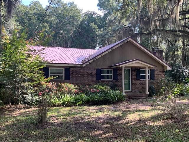 1350 Bond Road, Darien, GA 31305 (MLS #1629660) :: Coastal Georgia Living