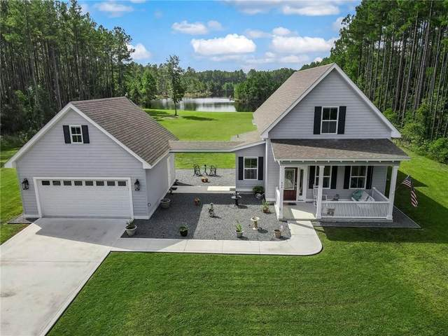 824 James Lane, White Oak, GA 31568 (MLS #1629672) :: Coastal Georgia Living