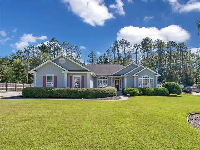 155 Wood Crest Circle, Brunswick, GA 31525 (MLS #1629704) :: Coastal Georgia Living