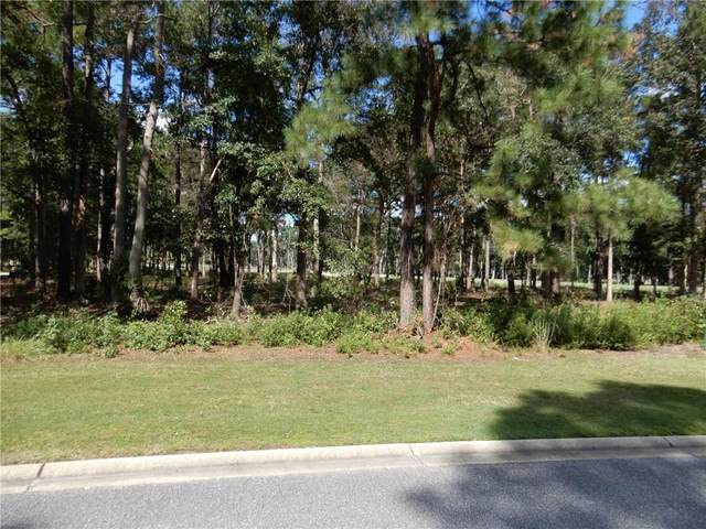 Lot 34 Palmetto Wynd, Waverly, GA 31565 (MLS #1629705) :: Coastal Georgia Living