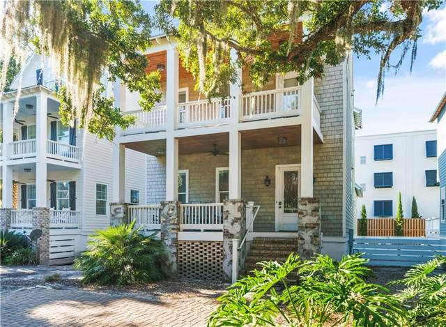 1203 Forest Street, St. Simons Island, GA 31522 (MLS #1629716) :: Coastal Georgia Living