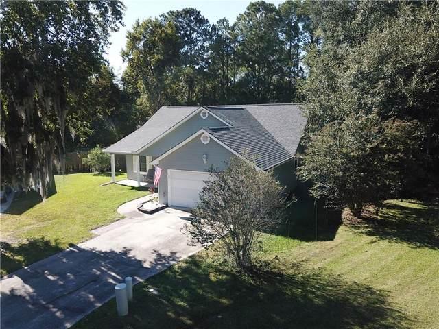 151 Lakeside Drive, Kingsland, GA 31548 (MLS #1629733) :: Coastal Georgia Living