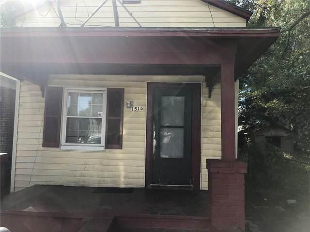 1515 Amherst Street, Brunswick, GA 31520 (MLS #1629735) :: Coastal Georgia Living