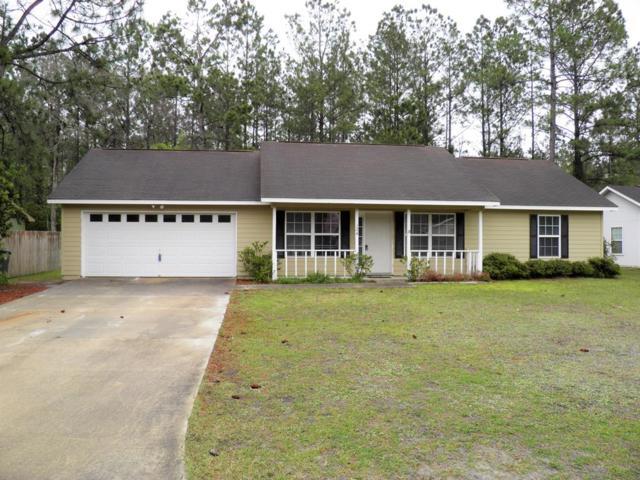 126 Huntington Dr, Kingsland, GA 31548 (MLS #1587478) :: Coastal Georgia Living