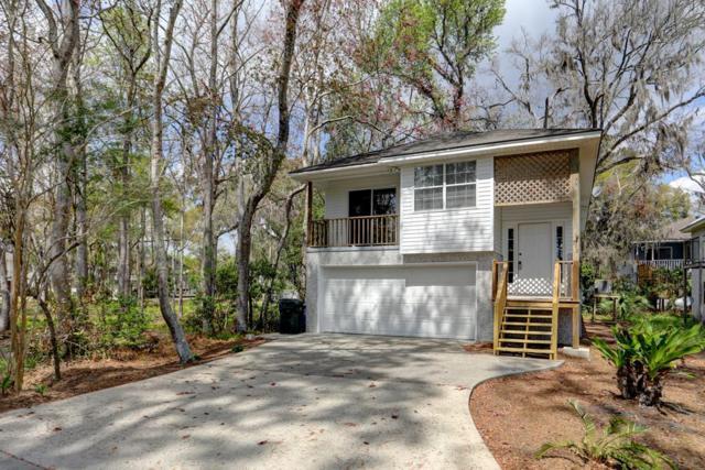 510 Holly Street, St. Simons Island, GA 31522 (MLS #1587604) :: Coastal Georgia Living