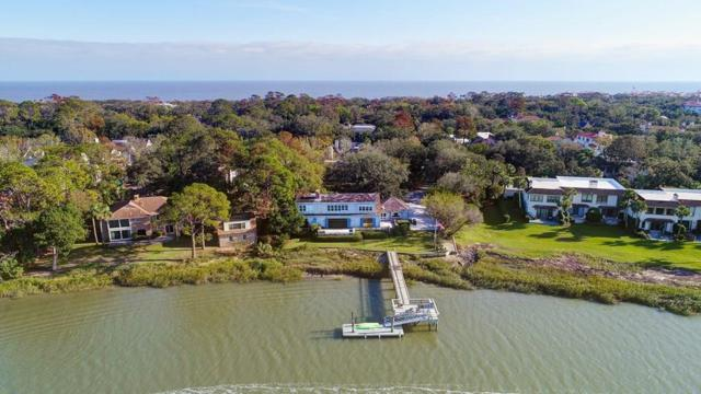 282 West Sixth Street (Cottage 288), Sea Island, GA 31561 (MLS #1587840) :: Coastal Georgia Living
