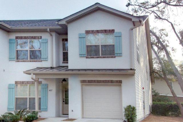 497 Longview Rd, St. Simons Island, GA 31522 (MLS #1587982) :: Coastal Georgia Living