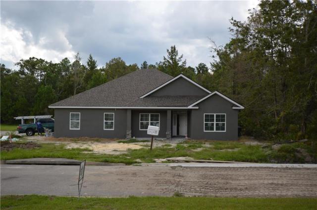 11 Bent Oak Drive, Brunswick, GA 31523 (MLS #1588825) :: Coastal Georgia Living