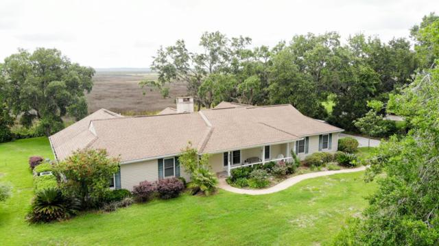 139 Thornhill Drive, Brunswick, GA 31525 (MLS #1589278) :: Coastal Georgia Living