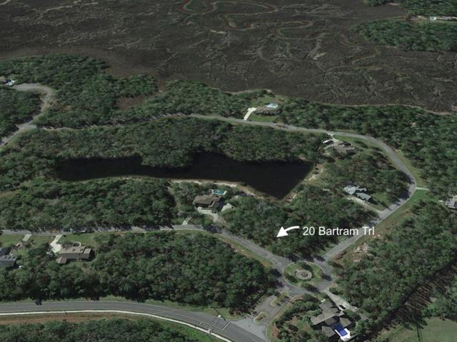 20 Bartram Trail (Lot 36), Brunswick, GA 31523 (MLS #1589375) :: Coastal Georgia Living