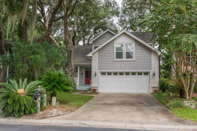 818 Kings Grant, St. Simons Island, GA 31522 (MLS #1601668) :: Coastal Georgia Living