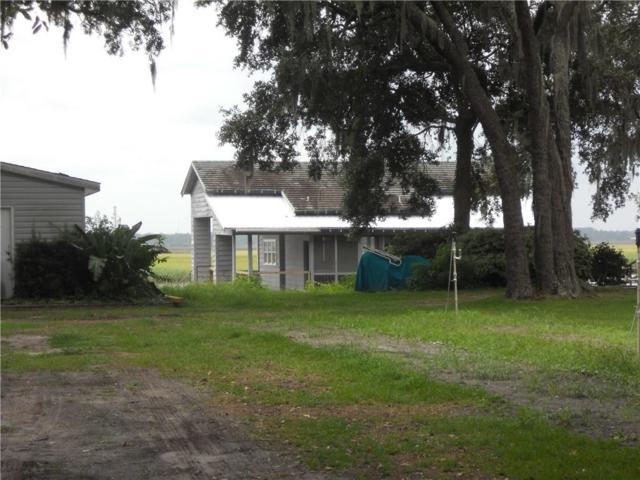 118 Zellwood Drive, Brunswick, GA 31523 (MLS #1601796) :: Coastal Georgia Living