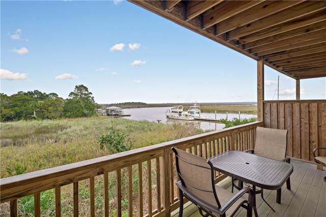 15 Hidden Harbor Road, Brunswick, GA 31525 (MLS #1606407) :: Palmetto Realty Group