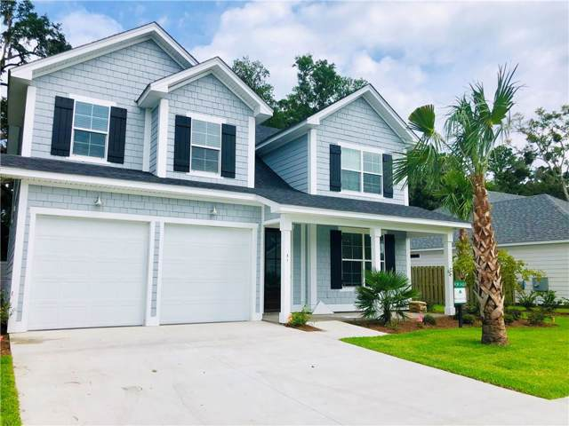 31 Tabby Place (Lot 34) Lane, St. Simons Island, GA 31522 (MLS #1608216) :: Palmetto Realty Group