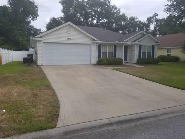 209 Bridgewater Circle, Brunswick, GA 31525 (MLS #1610143) :: Coastal Georgia Living