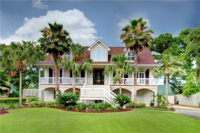 153 Zellwood Drive, Brunswick, GA 31523 (MLS #1610189) :: Coastal Georgia Living