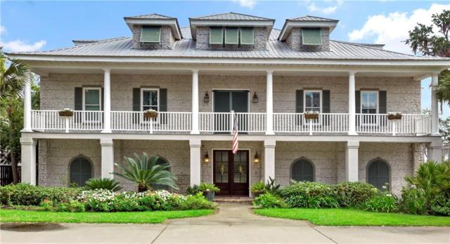 105 Pirates Cove, St Simons Island, GA 31522 (MLS #1610408) :: Coastal Georgia Living