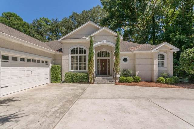 178 Rice Mill, St. Simons Island, GA 31522 (MLS #1612072) :: Coastal Georgia Living