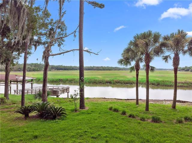 156 Hampton Point Drive, St. Simons Island, GA 31522 (MLS #1612236) :: Coastal Georgia Living