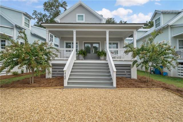608 Holly Street, St. Simons Island, GA 31522 (MLS #1612298) :: Coastal Georgia Living