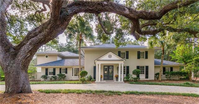 2618 Sea Island (27Th St. Cottage 168) Drive, Sea Island, GA 31561 (MLS #1612475) :: Coastal Georgia Living