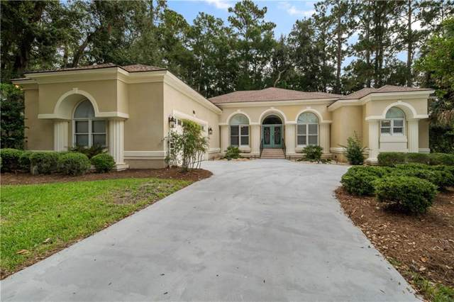 166 Rice Mill, St. Simons Island, GA 31522 (MLS #1612894) :: Coastal Georgia Living