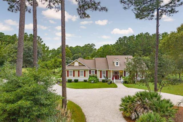 1103 Winterberry Court NE, Townsend, GA 31331 (MLS #1614052) :: Coastal Georgia Living