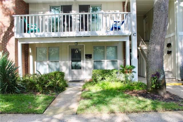 800 Mallery Street C25, St Simons Island, GA 31522 (MLS #1614494) :: Coastal Georgia Living