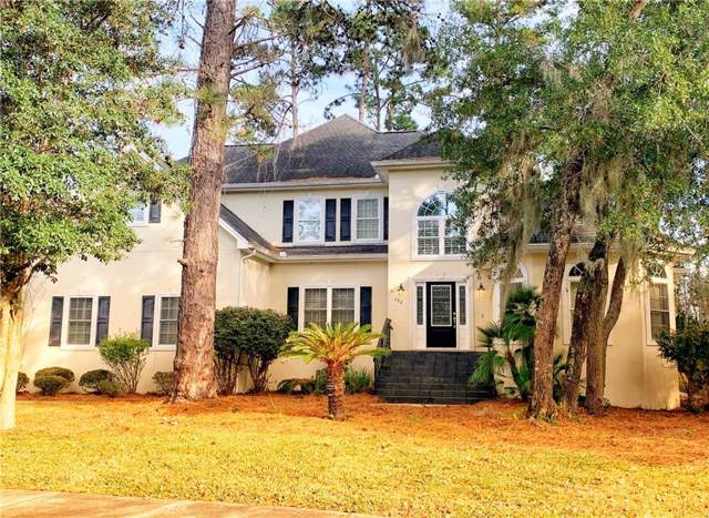 132 West Point Plantation Parkway, St. Simons Island, GA 31522 (MLS #1614986) :: Coastal Georgia Living