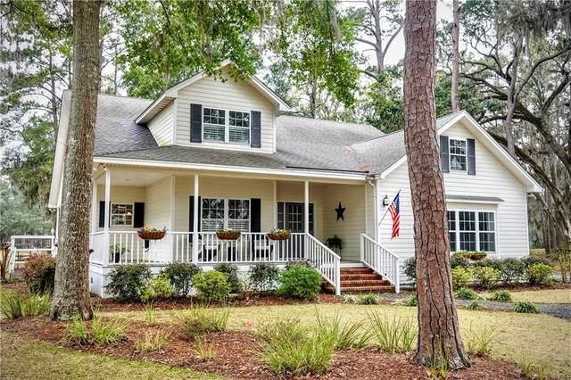 2112 Sutherland Bluff Drive NE, Townsend, GA 31331 (MLS #1615434) :: Coastal Georgia Living