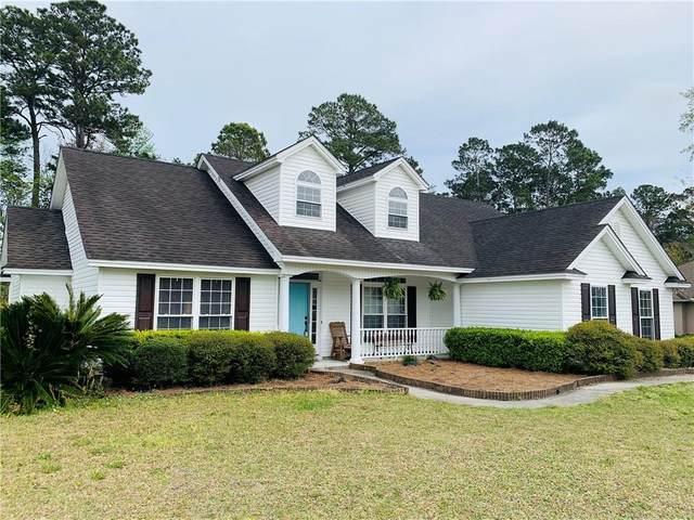 142 Spring Lake Circle, Brunswick, GA 31525 (MLS #1616134) :: Coastal Georgia Living