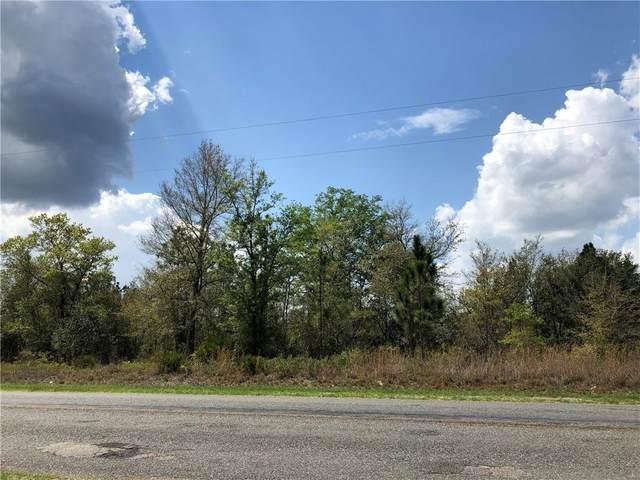 Lot 84 Buster Walker Road, Waynesville, GA 31566 (MLS #1616510) :: Coastal Georgia Living