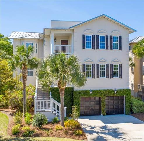 133 Compass Point Drive, St. Simons Island, GA 31522 (MLS #1616564) :: Palmetto Realty Group
