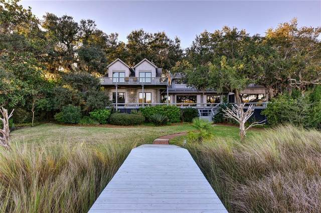 162 Hampton Point Drive, St. Simons Island, GA 31522 (MLS #1616705) :: Coastal Georgia Living