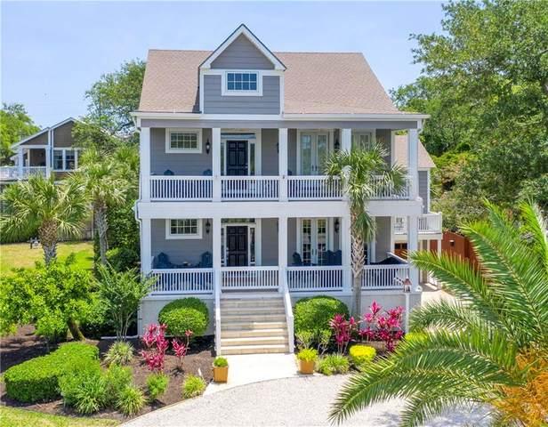 1726 Ocean Road, St. Simons Island, GA 31522 (MLS #1617164) :: Coastal Georgia Living