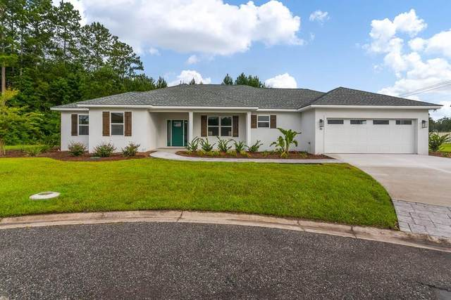 36 Landings Road, Brunswick, GA 31525 (MLS #1617372) :: Coastal Georgia Living