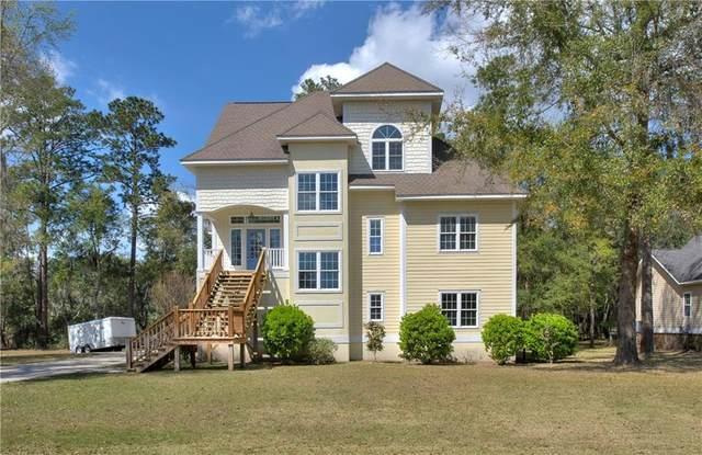 1387 Cherry Laurel Drive NE, Townsend, GA 31331 (MLS #1618859) :: Coastal Georgia Living