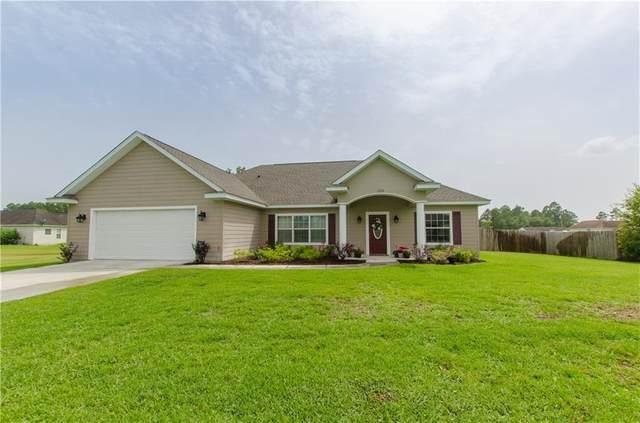 109 Silver Bluff Circle, Brunswick, GA 31523 (MLS #1618917) :: Coastal Georgia Living
