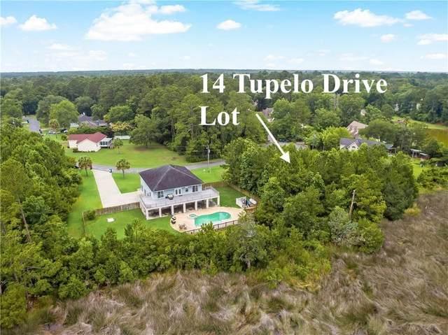14 Tupelo Drive, Brunswick, GA 31525 (MLS #1620878) :: Coastal Georgia Living