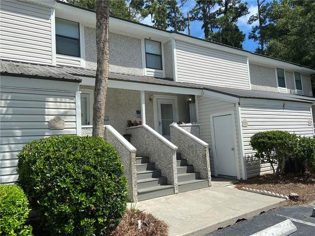 1000 New Sea Island Road #51, Brunswick, GA 31522 (MLS #1620917) :: Coastal Georgia Living