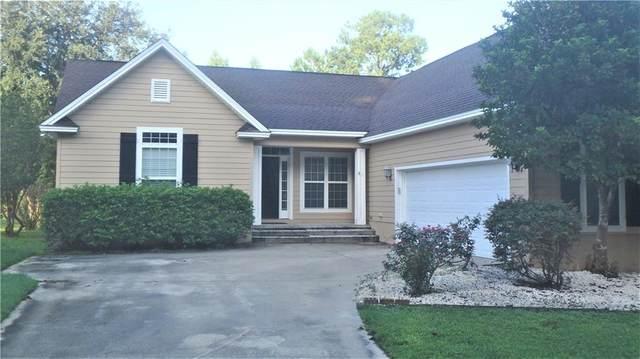 53 Deer Lane, White Oak, GA 31568 (MLS #1621098) :: Coastal Georgia Living