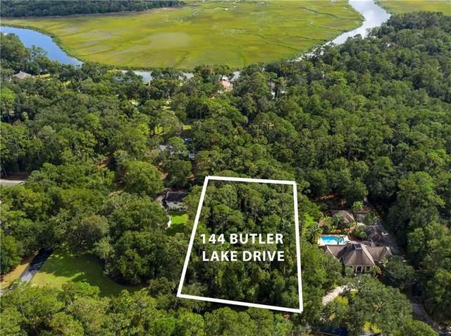 144 Butler Lake Drive, St. Simons Island, GA 31522 (MLS #1622738) :: Coastal Georgia Living