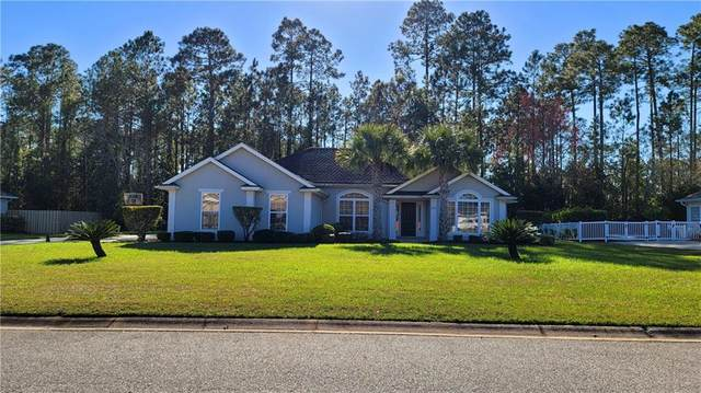 156 Eagle Crest Drive, Brunswick, GA 31525 (MLS #1624698) :: Coastal Georgia Living