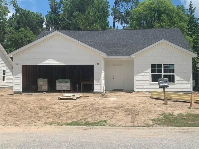 43 Greyfield Drive, Brunswick, GA 31525 (MLS #1625615) :: Coastal Georgia Living