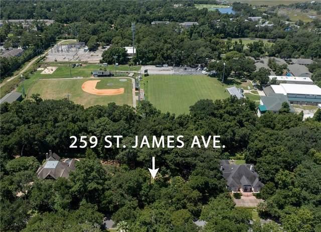 259 Saint James Avenue, St. Simons Island, GA 31522 (MLS #1625639) :: Coastal Georgia Living