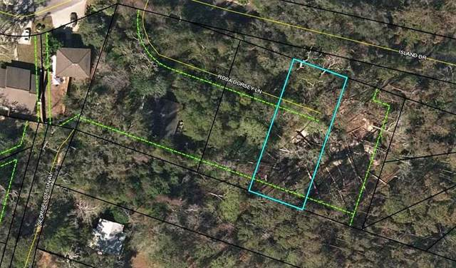 108 Rosa Dorsey Lane, St. Simons Island, GA 31522 (MLS #1625778) :: Coastal Georgia Living