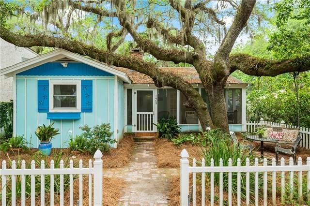 1469 Wood Avenue, St. Simons Island, GA 31522 (MLS #1626964) :: Coastal Georgia Living